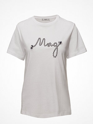 Mango Mango Embroidery T-Shirt