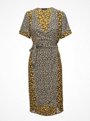 Selected Femme Sfsirid 2/4 Wrap Dress Ex