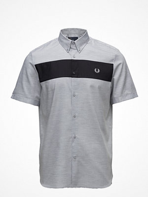 Fred Perry Panel Insert Shirt