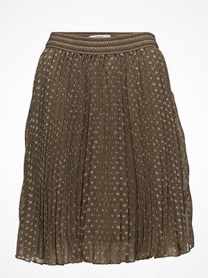 Cream Allie Skirt