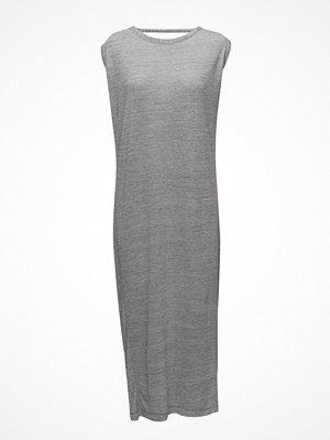 Rabens Saloner Marl Drape Dress