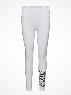 Sportkläder - Casall White 7/8 Tights