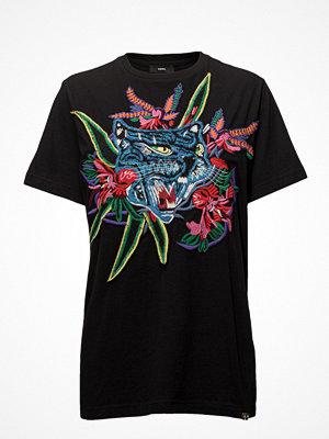 Diesel Women T-Diego-Fl T-Shirt
