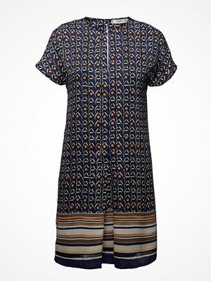 Mango Contrasting Print Dress
