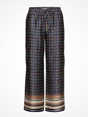 Mango mönstrade byxor Combi Print Trousers