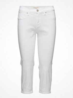 Wrangler Capri White