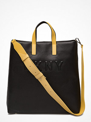 DKNY Bags svart shopper Tilly- Lg Tote