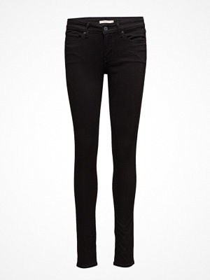 Levi's 711 Skinny Black Sheep