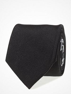 Slipsar - Tommy Hilfiger Tailored Silk Ribbed 7cm Tie