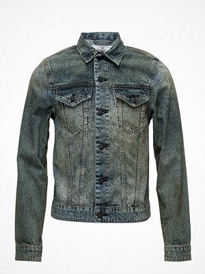 Jeansjackor - Cheap Monday Legit Jacket Blue Riot