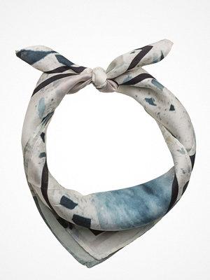 Halsdukar & scarves - Holzweiler Terrazzo Silk Neck