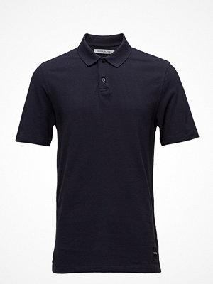 Calvin Klein Jeans Back Institutional Logo Pique Polo