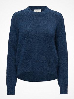 3.1 Phillip Lim Inset Shoulder High Low Pullover