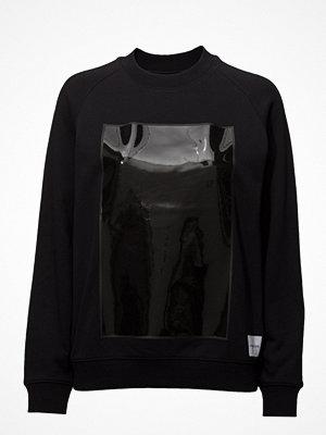 Calvin Klein Jeans Vinyl Geo Shape Sweatshirt