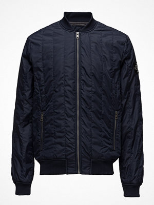 Calvin Klein Jeans Double Side Pocket Quilted Bomber