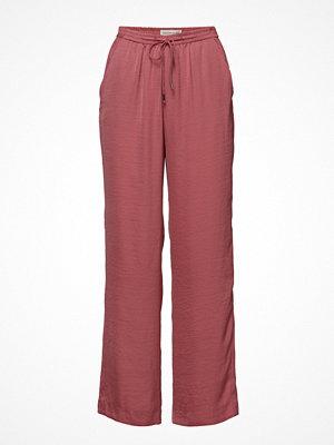 Rosemunde rosa byxor Trousers