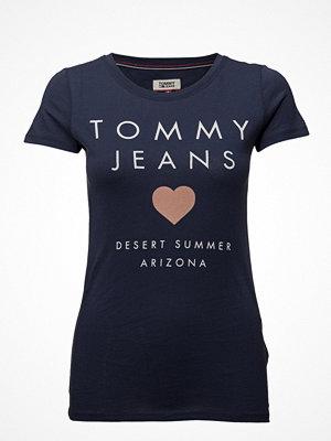 Tommy Jeans Tjw Heart Logo Tee