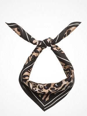 Halsdukar & scarves - Notes du Nord Home Silk Leopard Scarf