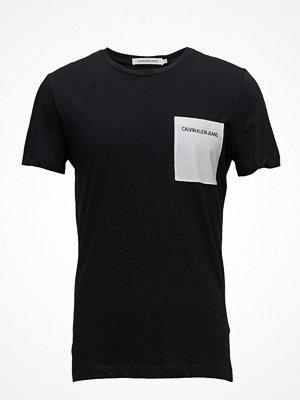 Calvin Klein Jeans Pocket Institutional Logo Slim  Tee