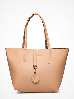 Rosemunde beige axelväska Bag Big