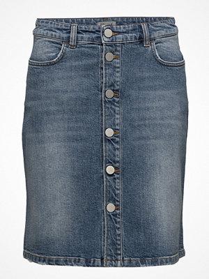 Filippa K Mid Blue Denim Skirt