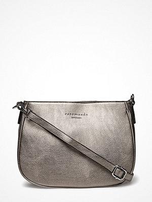 Rosemunde ljusgrå axelväska Bag Small