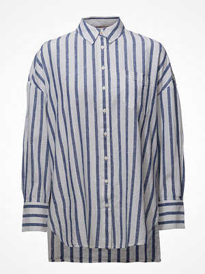Tommy Jeans Tjw Oversized Stripe Shirt
