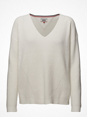 Tommy Jeans Tjw Easy Textured Sweater