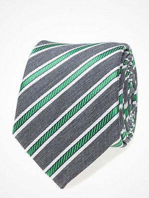 Slipsar - Tommy Hilfiger Tailored Twill Cotton Silk St
