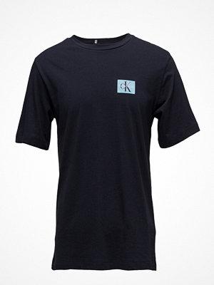 Calvin Klein Jeans Monogram Chest Badge Logo Cotton Tee