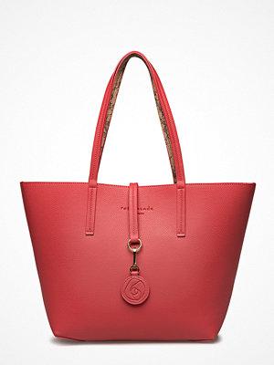 Rosemunde röd axelväska Bag Big