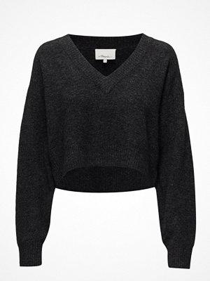 3.1 Phillip Lim Ls Lofty Vneck Sweater