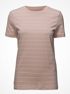 Selected Femme Slfmy Perfect Ss Tee Thin Stripe Noos