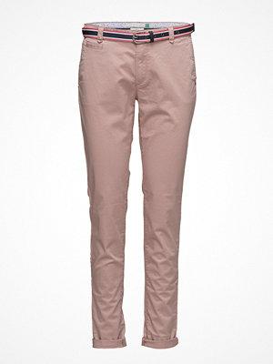 Esprit Casual persikofärgade byxor Pants Woven