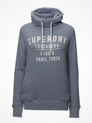 Superdry Applique Funnel Hood
