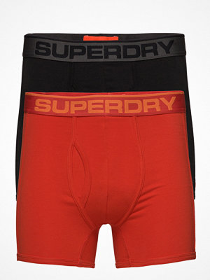 Kalsonger - Superdry Tipped Sport Boxer Double Pack