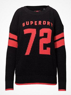 Superdry Varsity Cold Shoulder Knit