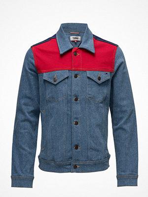 Jeansjackor - Tommy Jeans Tjm Classic Trucker Jkt Cbmblco