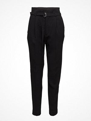 Mango byxor Detachable Belt Trousers