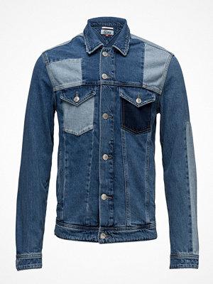 Jeansjackor - Tommy Jeans Thdm Basic Recon. Denim Trucker