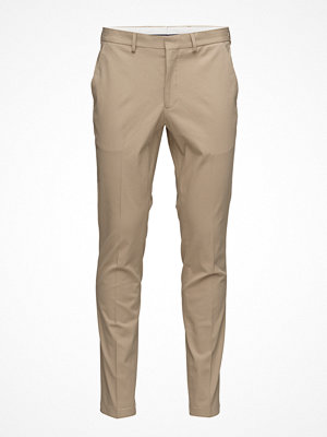 Byxor - Selected Homme Slhslim-Mathcot Sand Trouser Noos