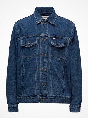 Jeansjackor - Tommy Jeans Tommy Classics Oversiz Denim Jkt