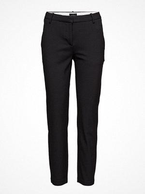 Fiveunits svarta byxor Kylie 396 Crop, Black, Pants