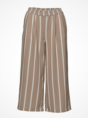 Only randiga byxor Onlmadeline Piper Culotte Pant Tlr