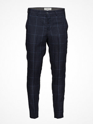 Byxor - Lindbergh Checked Suit Pants
