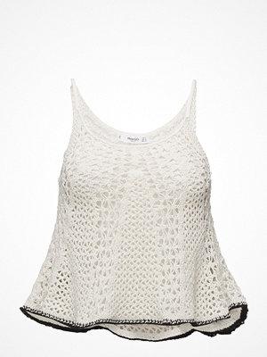 Linnen - Mango Crochet Top
