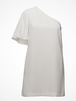 Mango Asymmetrical Sleeve Dress