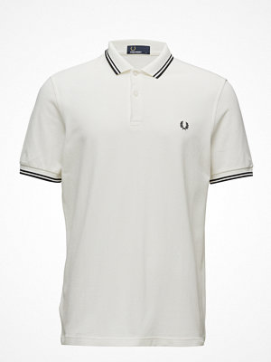 Pikétröjor - Fred Perry Twin Tipped Fp Shirt