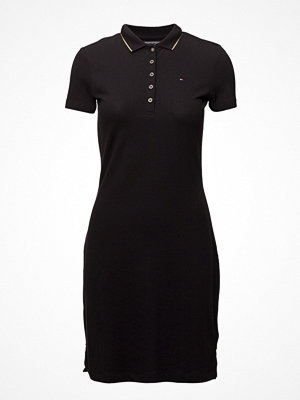 Tommy Hilfiger New Chiara Str Pq Polo Dress Ss