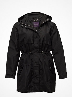 Trenchcoats - Violeta by Mango Hooded Trench